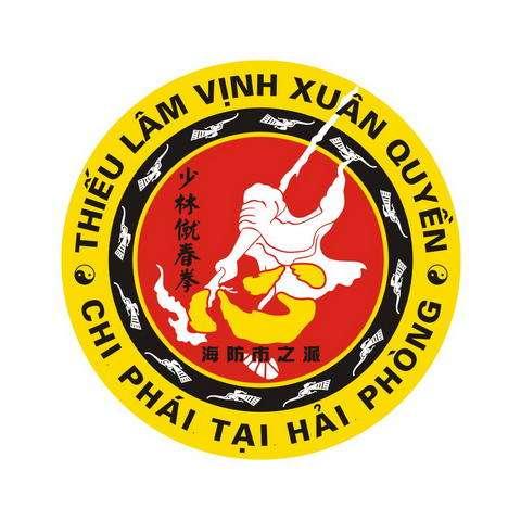 Logo Của Võ Đường Thiếu Lâm Vịnh Xuân Quyền Hải Phòng